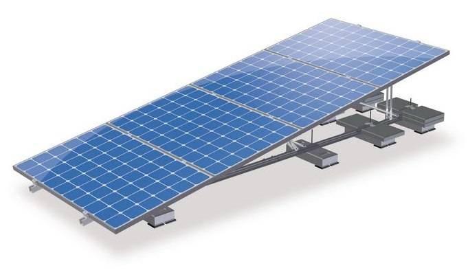 Montagemateriaal ZONNE ENERGIE SYSTEMEN