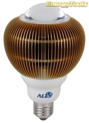 LED spot BR30 E27 10W 230V warm wit 410Lm 60° Epistar - led spots