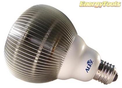 LED spot BR30 E27 10W 230V koud wit 1000Lm 120° Philips Rebel - led spots