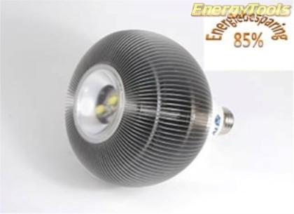 LED spot BR40 E27 20W 230V koud wit 800Lm 120° Epistar - led spots
