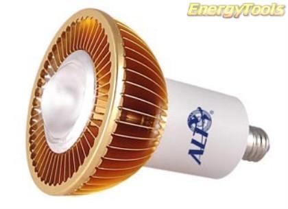 MR16 spotje E11 230V 1W Luxeon warmwit 120° led spot 70Lm - led spots