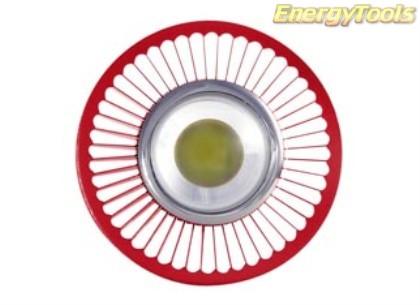 MR16 spotje GU5.3 12V 3W Luxeon rood 60° led spot 100Lm - led spots