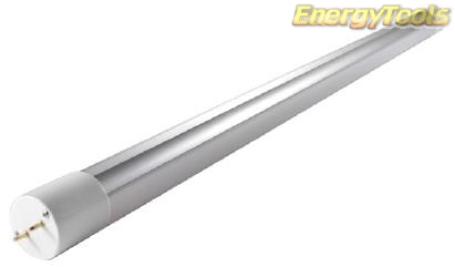 T8 1200mm G13 Led buis 20W warm wit 180° Seoul - Led buizen