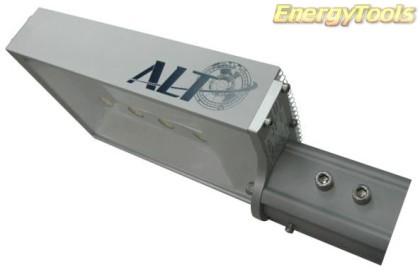 Led straatlamp 92W neutraal wit buitenverlichting IP68 waterdicht aluminium 8800Lm 60° Cree XP-G 24V/230V
