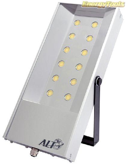 Led schijnwerper 145W Cree XT-E bouwlamp IP68 230V buiten breedstralers en verstralers