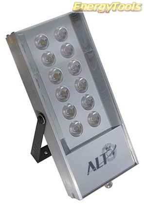 Led Schijnwerper Bridgelux 145W warm wit 130° 230V