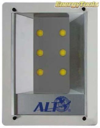 Inbouw Led plafondverlichting 72W 5100Lm neutraal wit 130° Bridgelux 230V