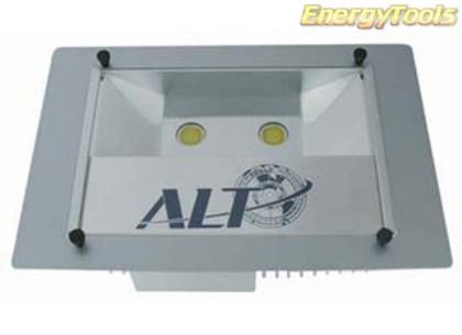 Inbouw Led plafondverlichting 25W 1600Lm koud wit 45º Lustrous 230Volt