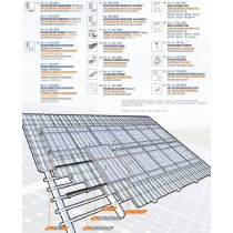 Zonnepaneel montagematerialen pannendak schuine daken clickfit