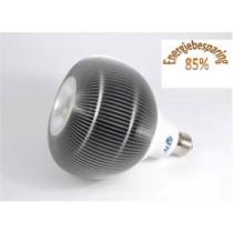 LED spot BR40 E27 20W 230V neutraal wit 980Lm 120° Bridgelux - led spots