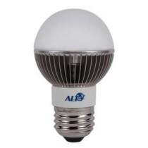 Led kogel E27 G19 220V 5W koud wit 220Lm 180° Epistar  - kogellampen
