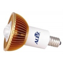 Led spot E14 MR16 230V Dimbaar 7W warm wit 150Lm 60° Seoul - led spots