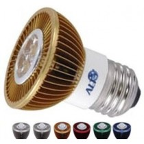 e27 led spotje mr16 spots warm wit 220V CREE