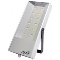Led schijnwerper 145W Philips Luxeon Rebel bouwlamp IP68 230V buiten breedstralers en verstralers