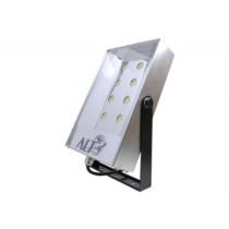 Led schijnwerper 72W Philips Luxeon Rebel bouwlamp IP68 230V buiten breedstralers en verstralers