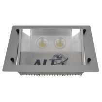 Led ceiling 25W warm wit 1300Lm 130° Cree XP-E 230V