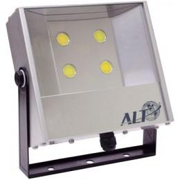 Led schijnwerper 45W Cree XT-E bouwlamp IP68 230V buiten breedstralers en verstralers