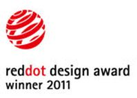 Award LED design REDDOT 2011