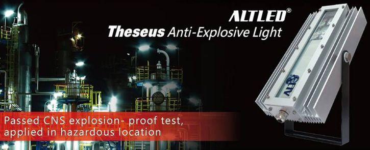 Atex Led explosieveilig