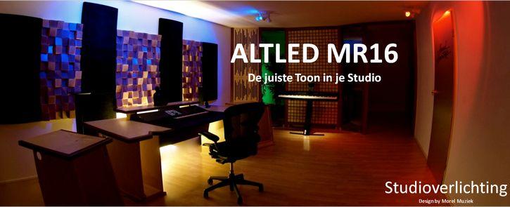 Led Studioverlichting MR16